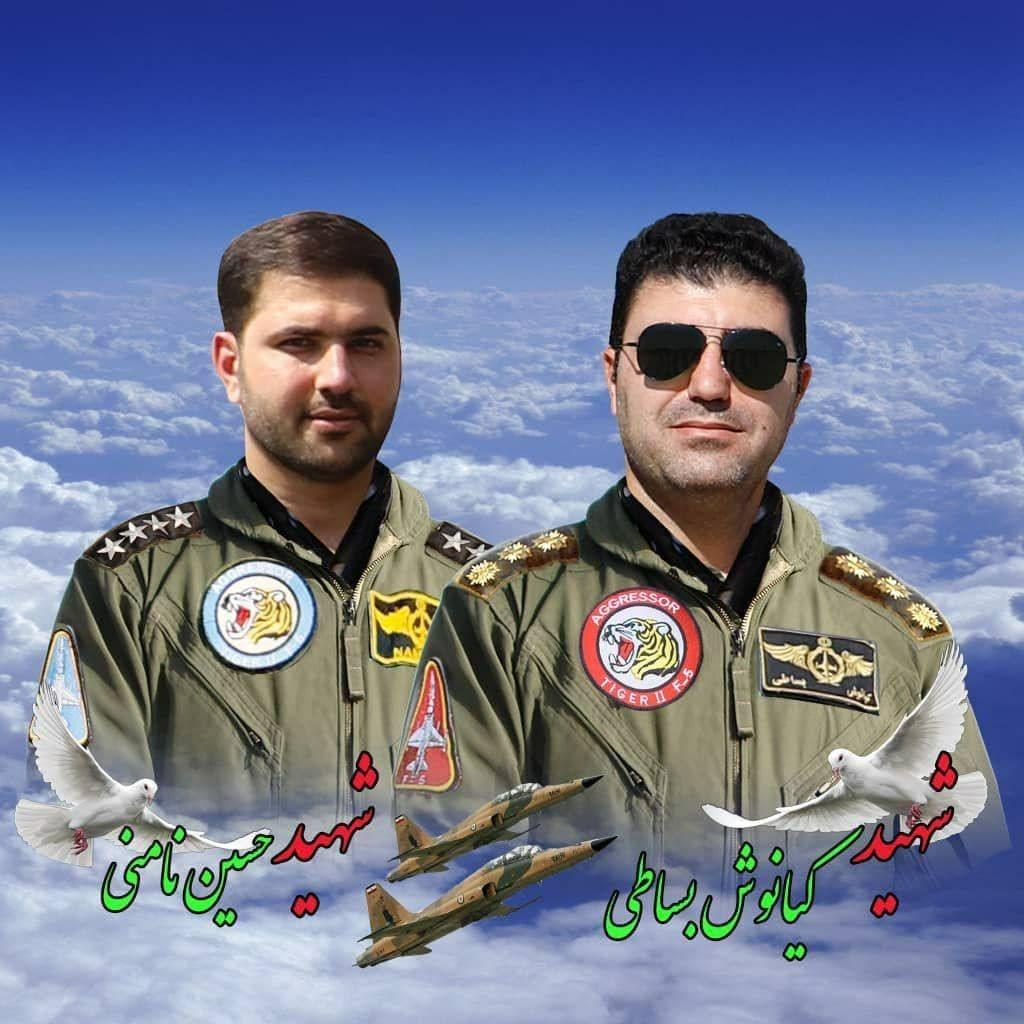 نقص فنی هواپیمای اف۵ در پایگاه چهارم شکاری دزفول/ دو خلبان به شهادت رسیدند