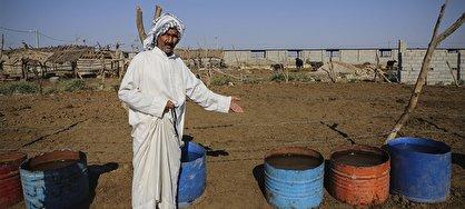 خوزستان پر آب و نفت تشنه است