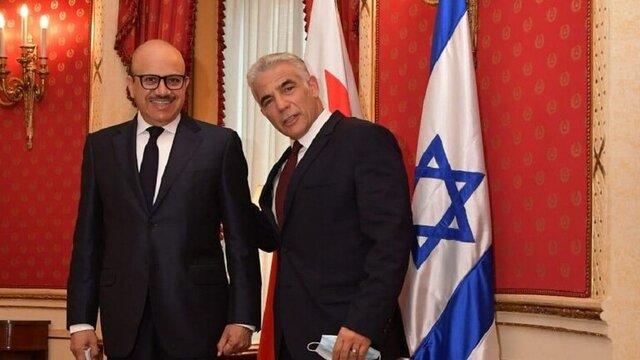 دیدار وزرای خارجه اسرائیل، بحرین و آمریکا