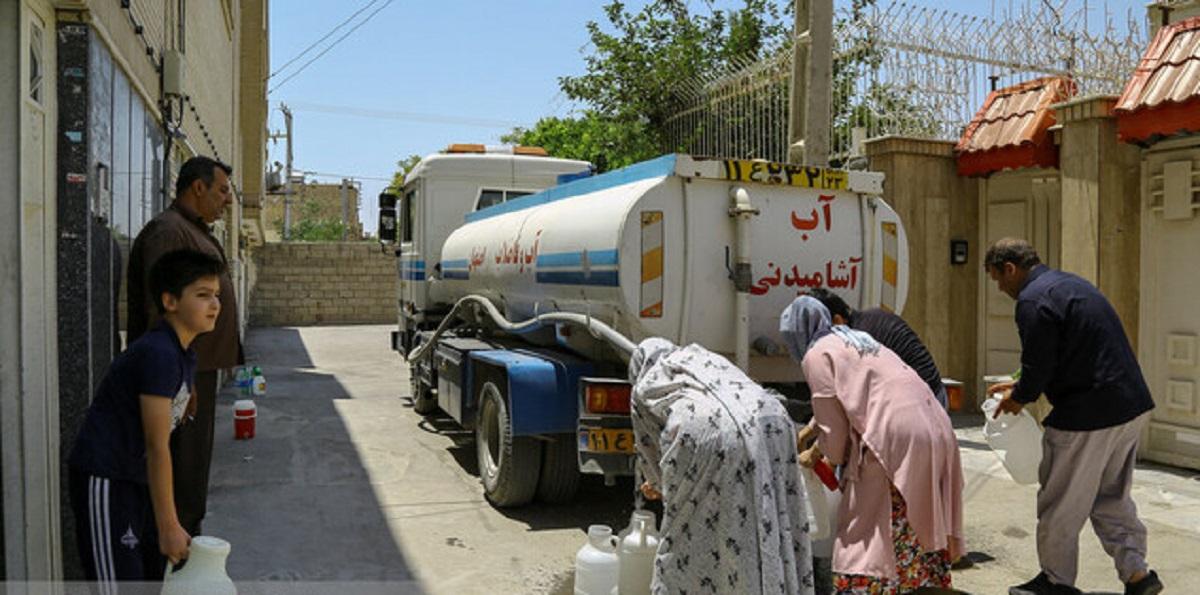 وضعیت بحرانی آب شرب اصفهان تا فردا/ ناچار به آبرسانی سیار هستیم
