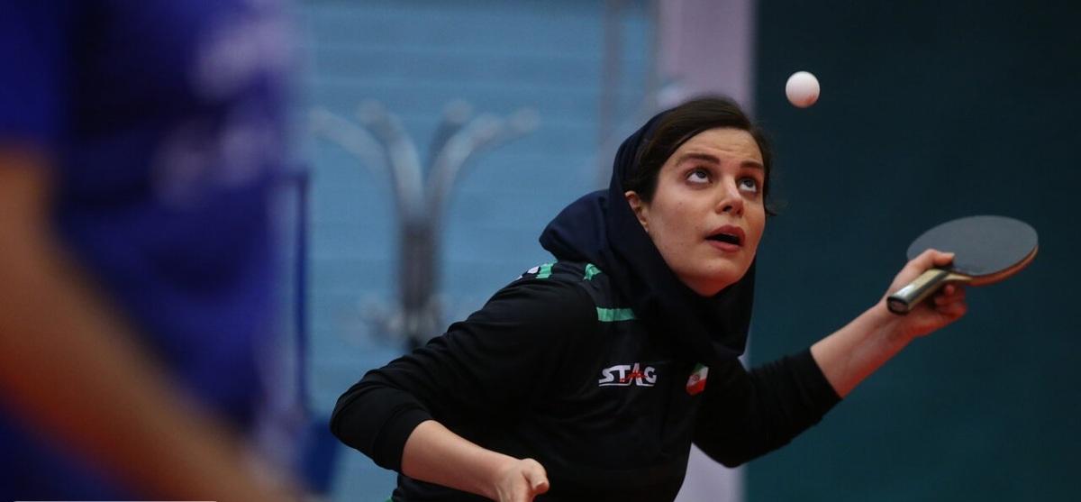 تصاویر| اردوی تیم ملی تنیس روی میز زنان و مردان
