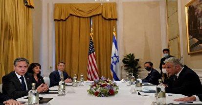 جزئیات تازه از جلسه مقامهای آمریکا و اسرائیل درباره ایران؛ تلآویو تا سرحد مرگ نگران رویکرد بایدن است