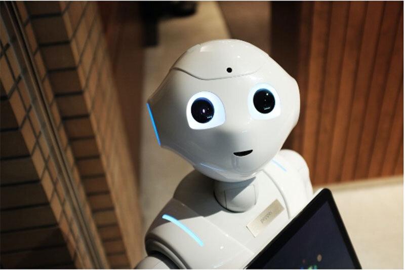 فیلم| ربات نماز خوان محصول جدید کشور چین!