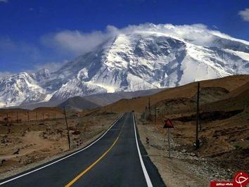بزرگراه قراقروم ( KKH )، پاکستان  شگفتانگیزترین جادههای جهان resized 70977 472