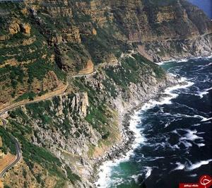 قله چاپمن، آفریقای جنوبی
