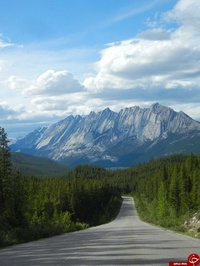 پارک ملی جاسپر، آلبرتا، کانادا