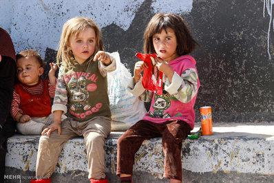 تصاویر/فرار-از-دست-داعش-