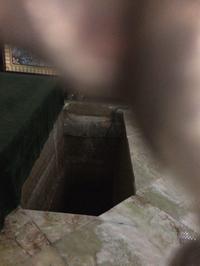 خانه ابدي آيت الله هاشمي رفسنجانی