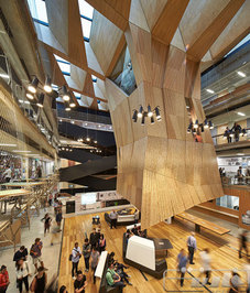 دانشکده دیزاین ملبورن، دانشگاه ملبورن، ملبورن، استرالیا