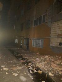 خسارات زلزله در شهرستان روانسر کرمانشاه