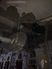 فرو ریختن مناره مسجد ابوحفصه؛ بزرگترین مسجد تاریخی شهر خانقین در عراق