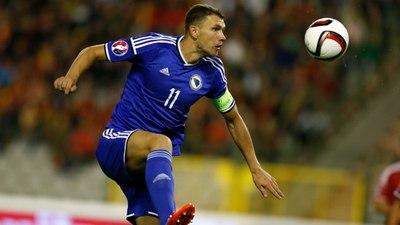 ادین ژکو- میرالیم پیانیچ (بوسنی) عملکرد فوق العاده بلژیک و قرار گرفتن یونان در رتبه دوم رویاهای حضور در جام جهانی را برای ادین ژکو از بین برد.