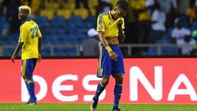 اوبامیانگ (گابن) در روز آخر گابن با 3 گل مغلوب مراکش شد تا دیگر شانسی برای صعود به جام جهانی 2018 روسیه نداشته باشد.