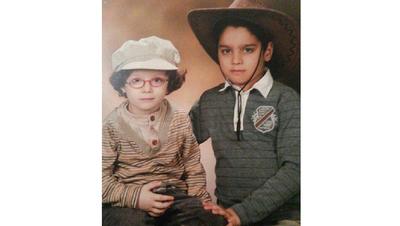 ایلیا و طاها دانشی فرزند دکتر دانشی متخصص مغز و اعصاب، 2 کودک داخل هواپیمای تهران یاسوج بودند