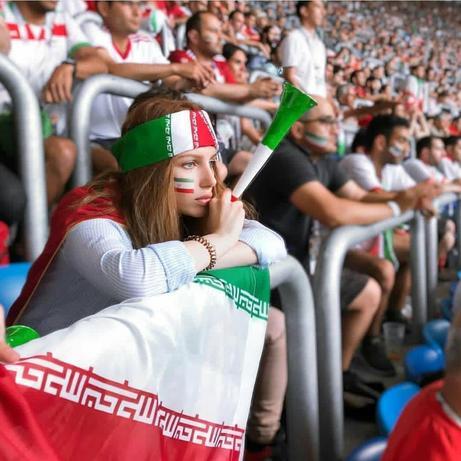 """تصاویر/ لمس """"آزادی"""" در ورزشگاه آزادی"""