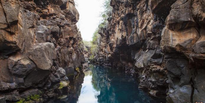 لاس گیرییتاس در اکوادور اکوادور در شمال غربی آمریکای جنوبی قرار دارد و طبیعت بکرش همواره زبانزد خاص و عام بوده و هست. یکی از دیدنیهای مشهور و وفوقالعادهی اکوادور لاس گیرییتاس Las Grietas نام دارد که یک استخر طبیعی است. این استخر طبیعی در مجمعالجزایر گالاپاگوس واقع شده که زیبایی غیر قابل توصیفی دارد. نکتهی جالبی که در رابطه با این استخر وجود دارد نوع آب آن است زیرا آبش در سطح بالا شیرین و در سطوح زیرین شور میباشد. زمینشناسان معتقد هستند که فوران آتشفشانها باعث به وجود آمدن لاس گیرییتاس و شکل گیری سنگهای اطراف آن شده است.  اگر دوست دارید که از لاس گیرییتاس دیدن کنید، باید بدانید که تماشای آن مستلزم پیادهروی بر روی سطوح سنگی است بنابراین پیش از حرکت برای این موضوع آمادگیهای لازم را داشته باشید.