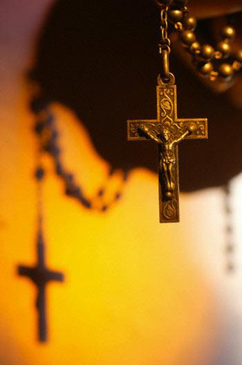 عکس از صلیب مسیح