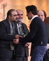 گزارش  تصویری: مراسم اختتامیه بیست و ششمین  جشنواره  فیلم  فجر