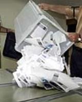 نتیجه انتخابات در  حوزه   انتخابیه   کهنوج  اعلام شد