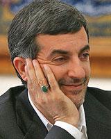اسفندیار رحیم مشایی؛ رییس دفتر رییسجمهوری