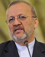 منوچهر متکی؛ وزیر امور خارجه ایران
