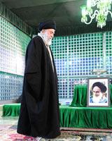 امام خمینی(ه) از دیدگاه مقام معظم رهبری
