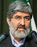 علی مطهری؛ نماینده تهران در مجلس هشتم شورای اسلامی