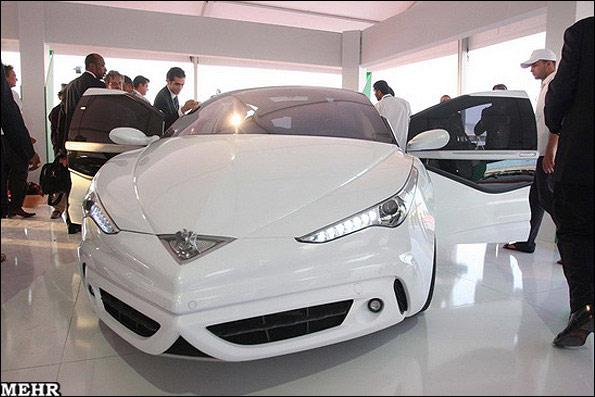 امنترین خودرو جهان - خدرو سهنگ غزافی
