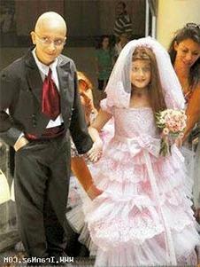 مدل لباس عروس زهیر مراد ازدواج دختر و پسر 8 و 12 ساله+عکس - فوروم ایران آمریکا