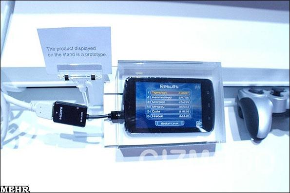 تصویر 6 نوآوری الکترونیک ویندوز هشت خودروهای متصل به اینترنت خودروهای هوشمند خرمات ارسال پیام کوتاه گوشی های ضد آب لباسهای هوشمند برای نوزادان لباس هوشمند نوزادان