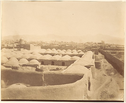عکس / تهران 150 سال پیش را ببینید!