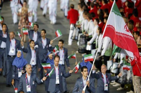 گـزارش تصـویری مراسـم افتتاحیه المپیک 2012 لنـدن
