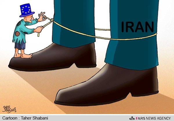 تاثیر تحریم ها بر ایران